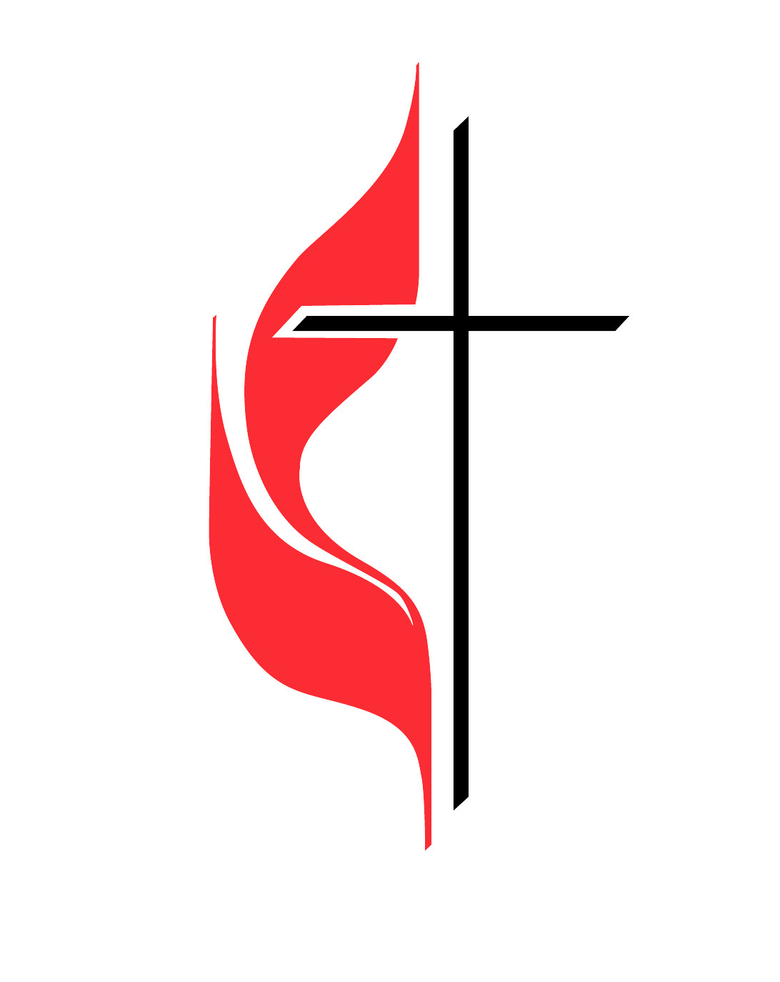 Image result for christ united methodist church logo