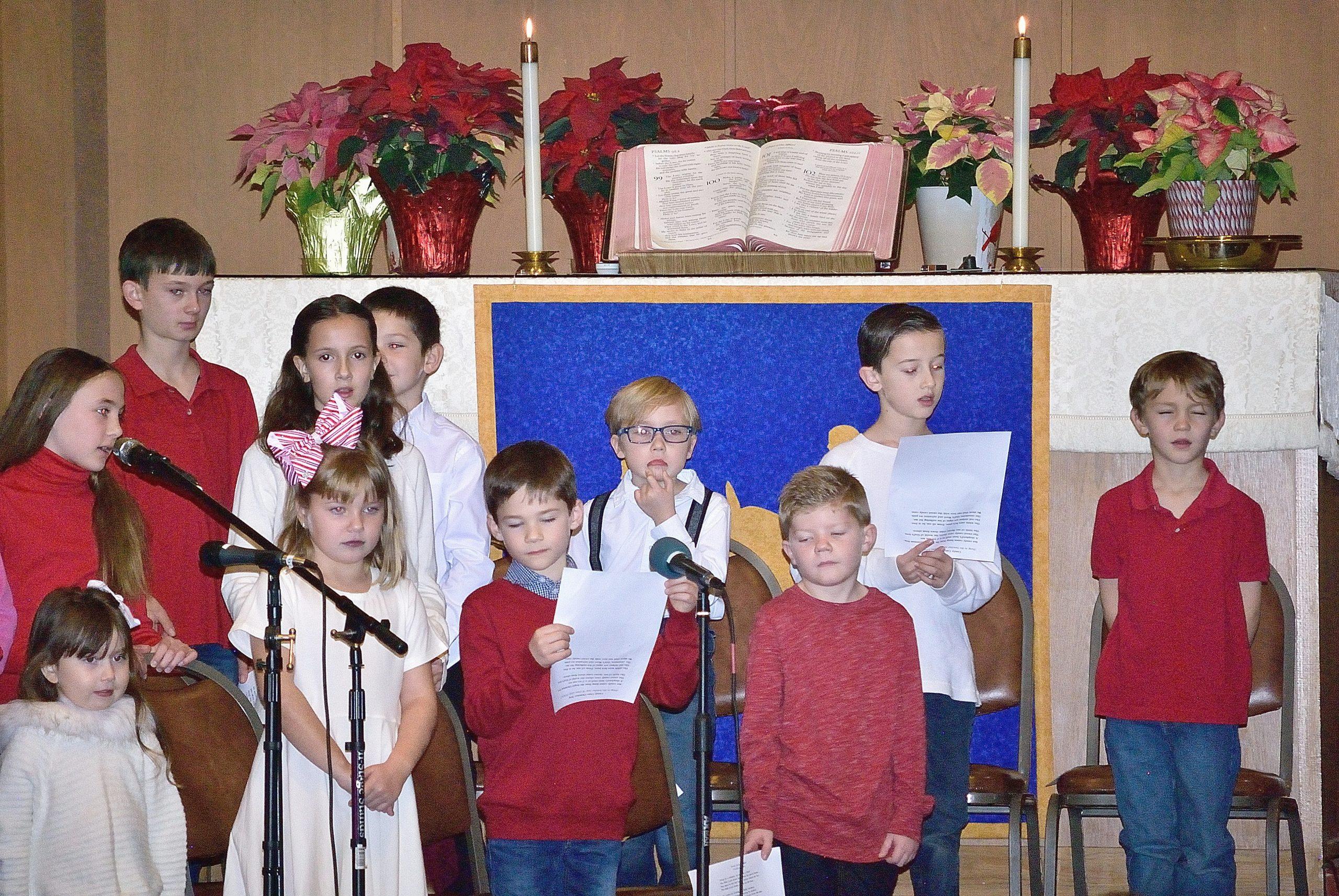 Children's Christmas Play